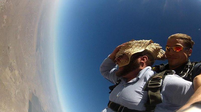Amish Skydiving
