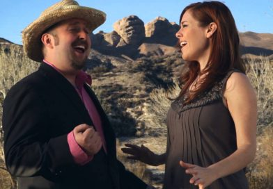 Valentine's Day Song with Carly Nykanen and Jason Sereno