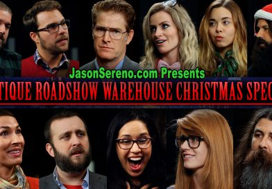 Antiques Roadshow Christmas Special w/ TOO MANY STARS