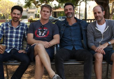 My Boys Reunion Episode w/ Reid Scott, Kyle Howard, Michael Bunin & Jamie Kaler