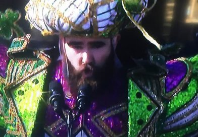 Jason Kelce Eagles Celebration Speech Uncensored