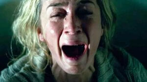 a quiet place scream