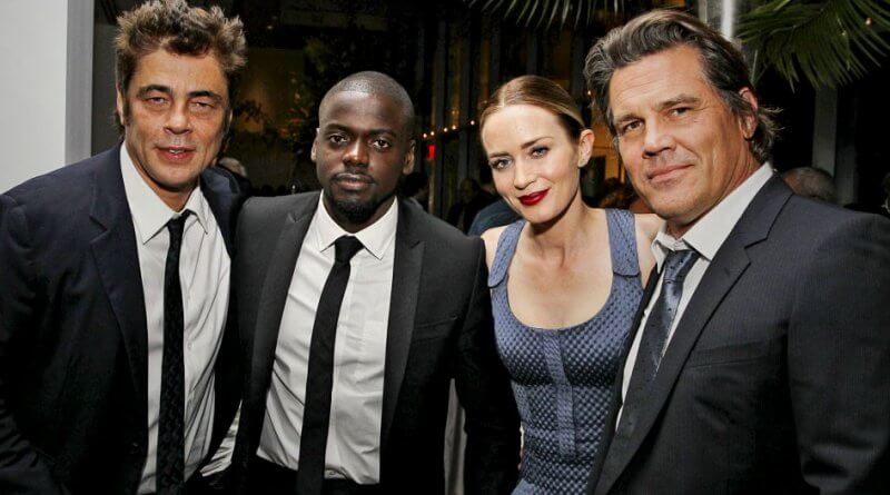 sicario cast photo