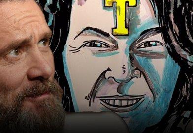 Jim Carrey's Political Art Trumps Roseanne