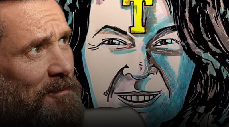 jim carrey political art
