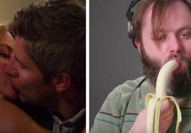 The Bachelor Foley Guy | Kissing Sounds