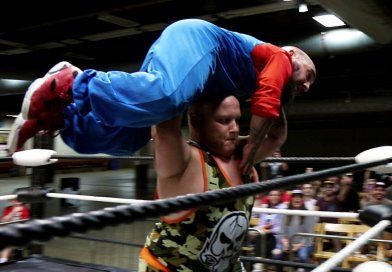 Pro Wrestling in Pigeon Forge